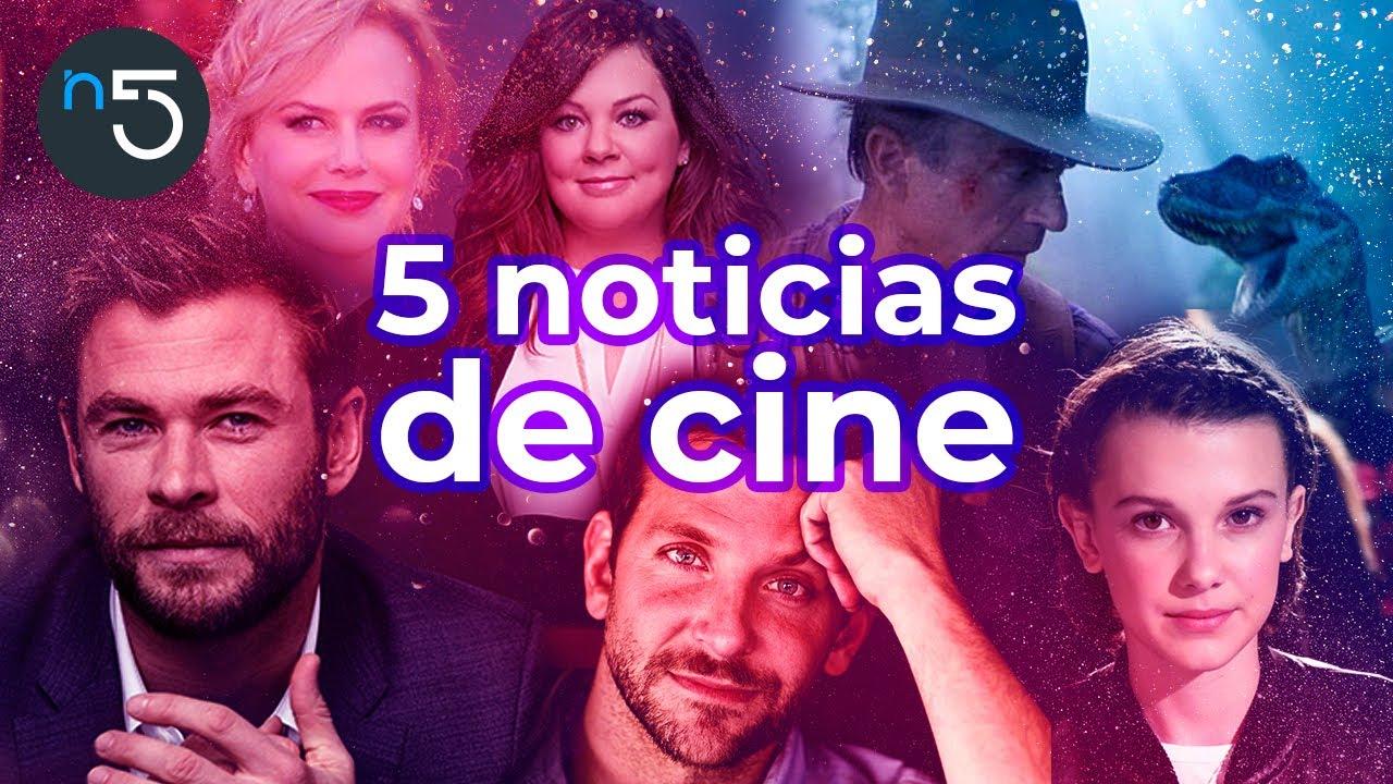 5 Noticas de Cine de la Semana | Cine En Cinco | En5.mx