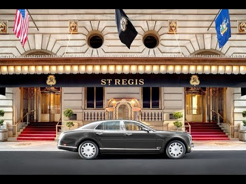 The St. Regis New York - Fifth Avenue, New York, USA
