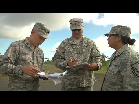 Hawaii National Guard Deployed in Puna