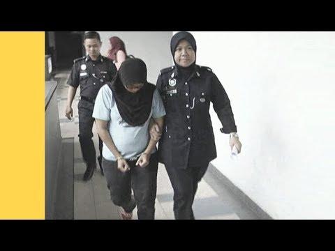 Wanita Hamil 4 Bulan Didakwa Mencuri
