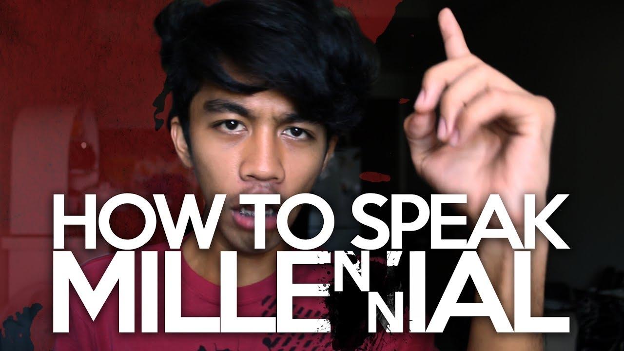 Speak like a Filipino millennial