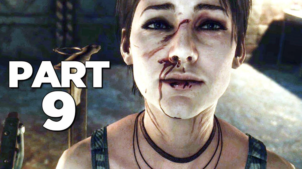 METRO EXODUS Walkthrough Gameplay Part 9 - SAVING ANNA (Xbox One X)
