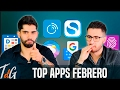 Top Apps Android Febrero 2017