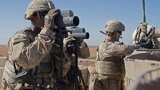 مسؤول: أمريكا تترك 400 جندي في سوريا ضمن قوة أوروبية لإقامة منطقة آمنة…