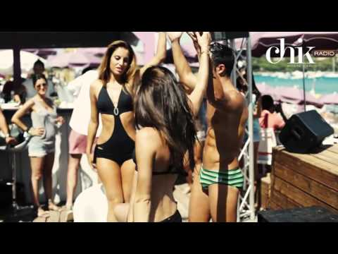 Chik Radio Party with Timati at Eden Plage Saint Tropez!