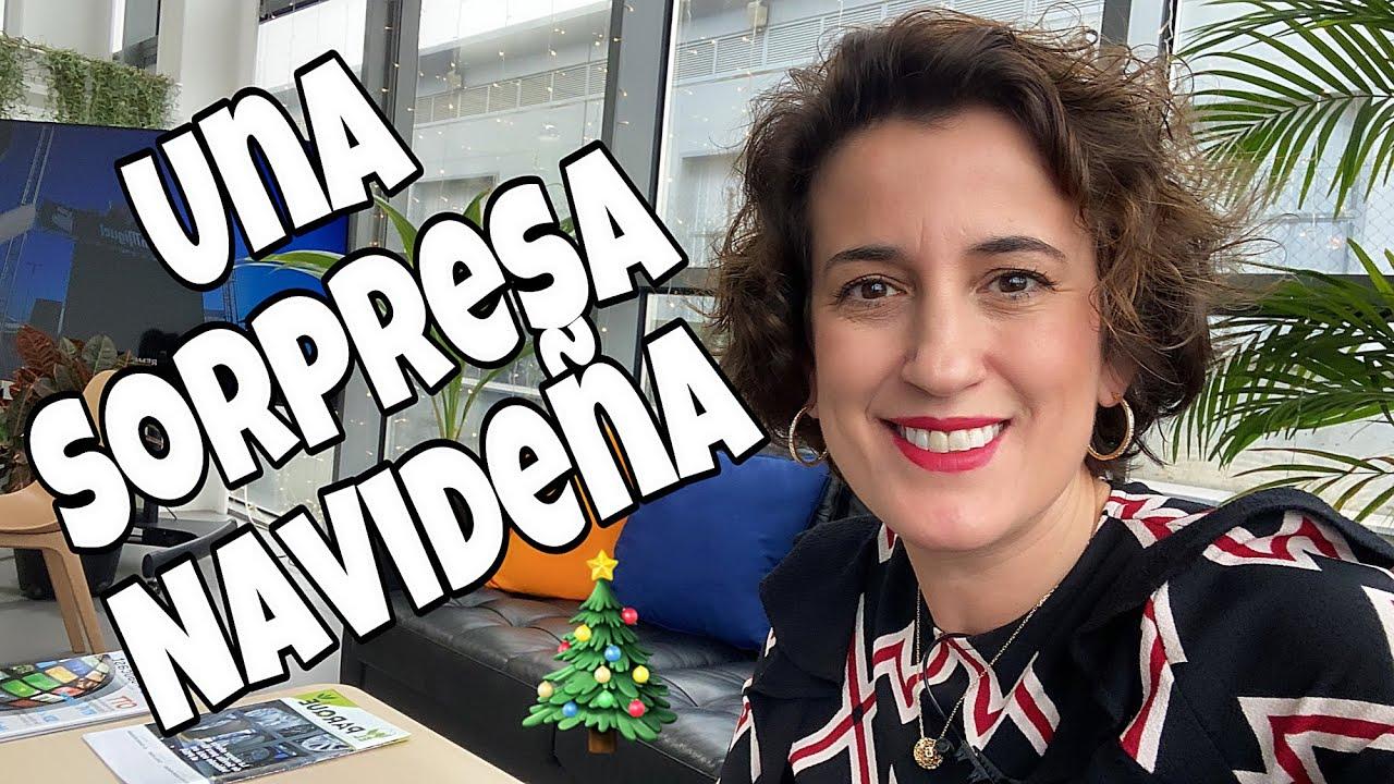 🎄👉 Un VÍDEO ESPECIAL para FELICITAR la NAVIDAD a todos mis ESPAÑOLEROS.