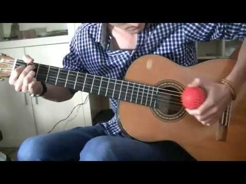 Playing Guitar With Strange Picks