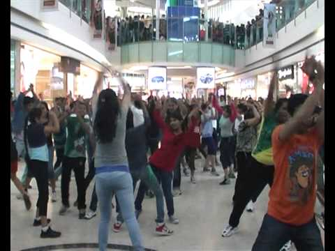 BANGALORE BEST FLASHMOB EVER -by The Swingers Dance Company -HD Official Video