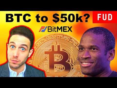 $50k Bitcoin in 2018? BitMex's Arthur Hayes Prediction Explained