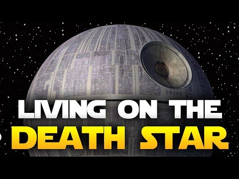 What It Would Be Like to Live on the Death Star? A Look at What Life Was Like During Rogue One