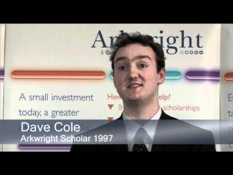 Arkwright Alumnus explains the Benefits