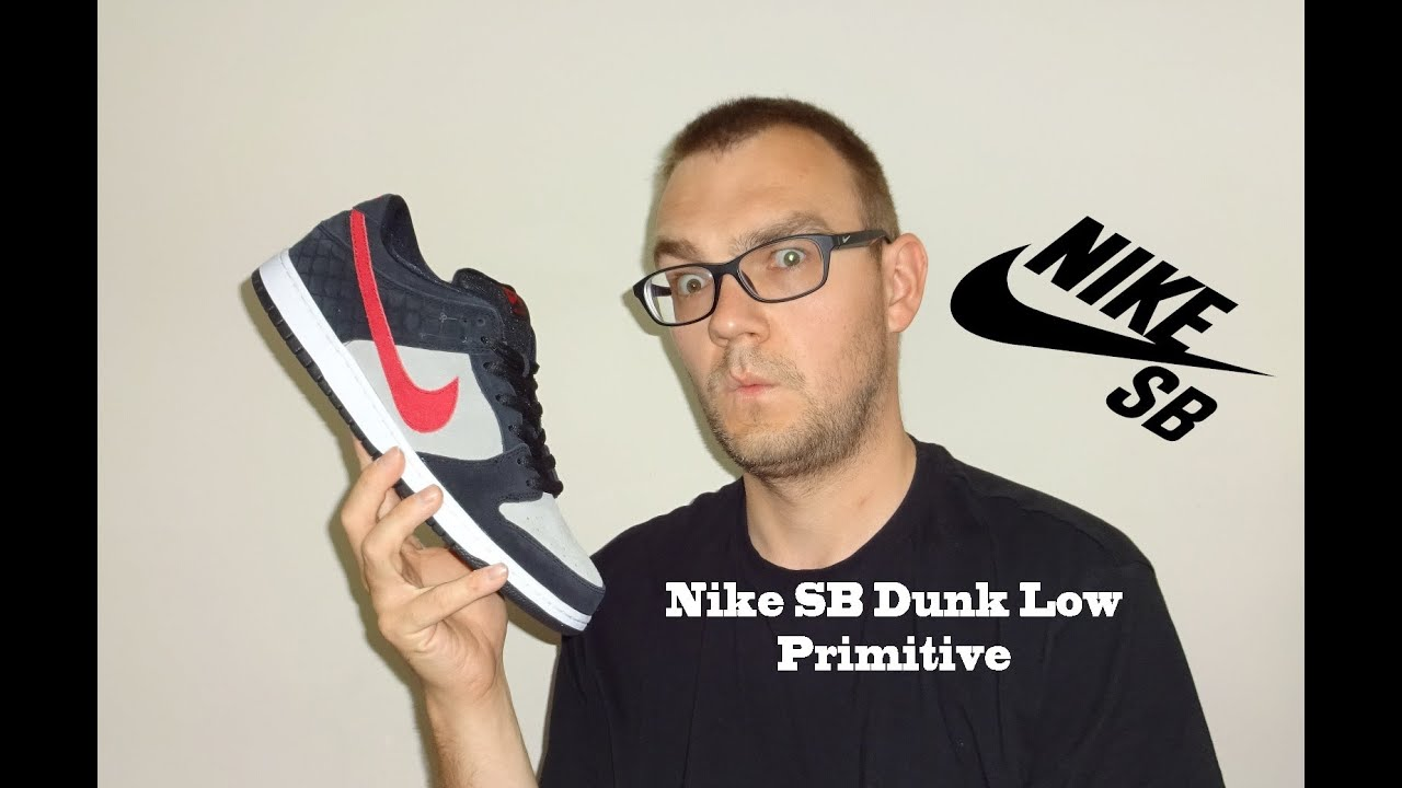 Nike SB Dunk Low QS Primitive Review