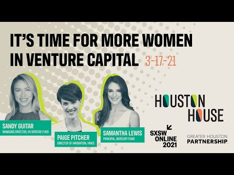 It's Time for More Women in Venture Capital