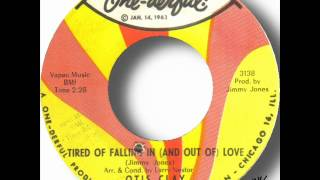 Otis Clay   Tired Of Falling In And Out Of Love