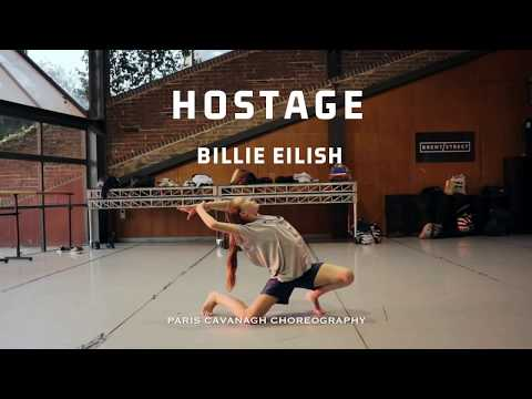 HOSTAGE | BILLIE EILISH | PARIS CAVANAGH CHOREOGRAPHY