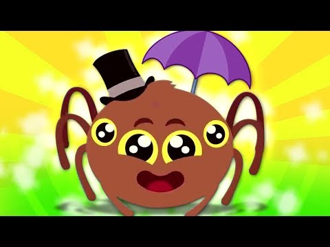 Free Download Itsy Bitsy Spider | Kintoons Cartoons Video | Nursery Rhymes For Babies By Kids Baby Club Mp3 dan Mp4