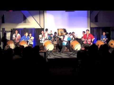 New Nesshin - 2015 Jodaiko Spring Concert