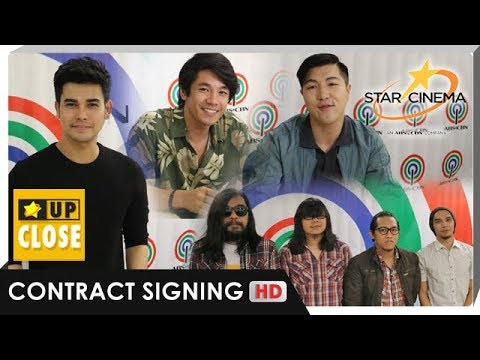 Asian heartthrob + 3 new acts sign with Star Music!