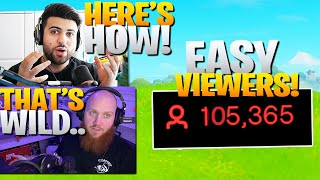 "How Twitch is Allowing Streamers to ""Viewbot"" (Fortnite Battle Royale)"