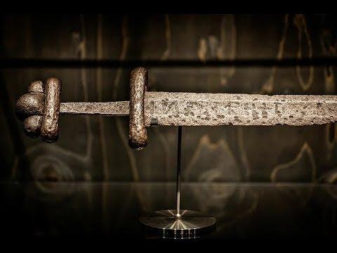 Загадка древних мечей викингов. Меч Ульфберта