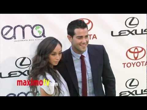 Jesse Metcalfe & Cara Santana 2012