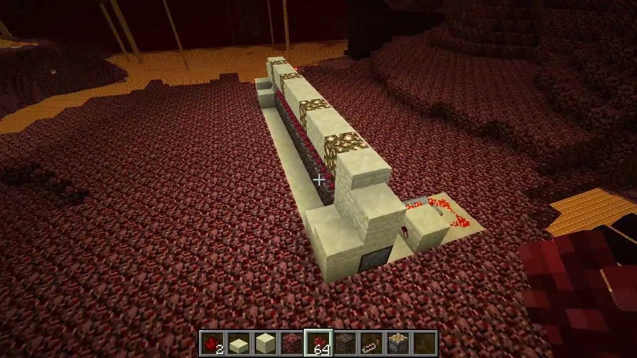 minecraft how to get nether wart