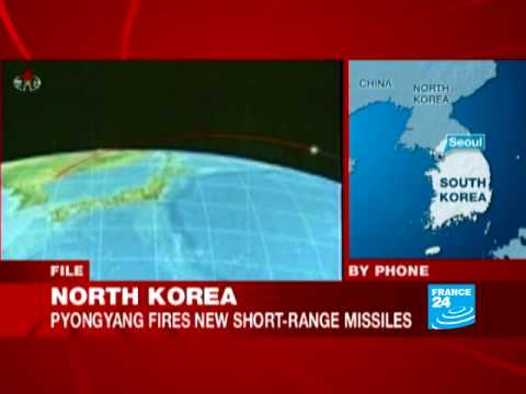 North Korea: Pyongyang test-fires two short-range missiles