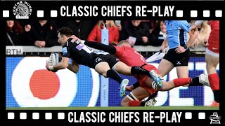 🎥 🏉 Classic Chiefs Re-Play 🎥 🏉 Exeter Chiefs v Saracens - Premiership December 29th 2019