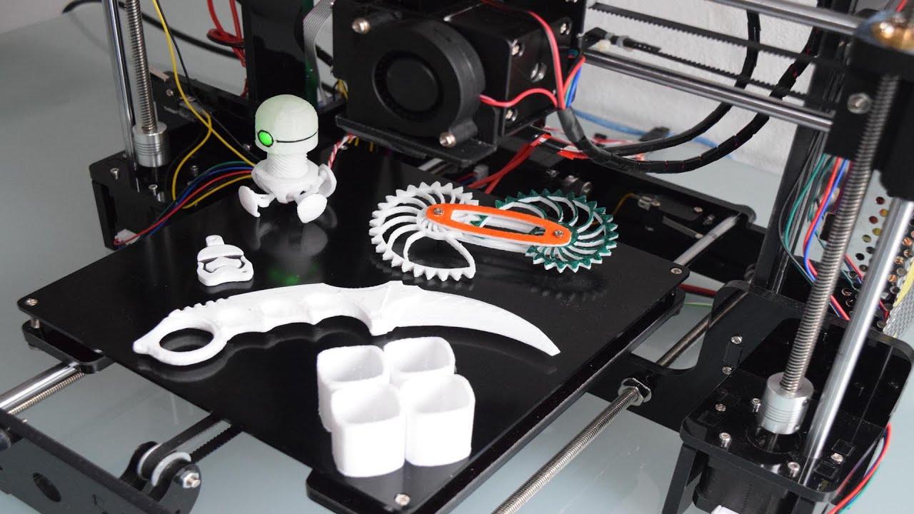 3dcstar tu primera impresora 3d youtube for Primera impresora 3d