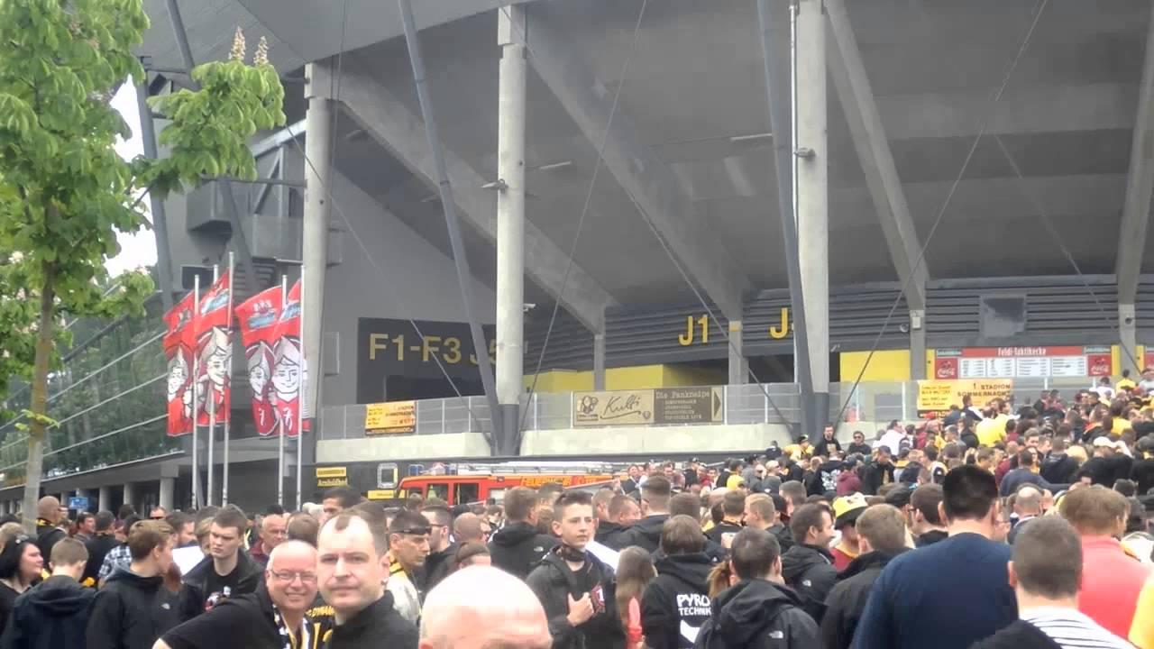 Dresden Gegen Rostock