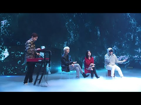 Raiden X CHANYEOL 'Yours (Feat. LeeHi, CHANGMO)' Live @2020 CASS Blue Playground