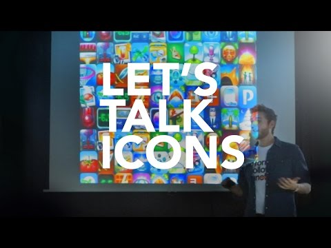 Let's Talk Icons