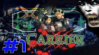 Carrier (Dreamcast) walkthrough part 1