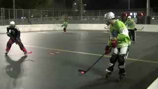 September 2018  Marcus  - Thad Burbank Roller Hockey