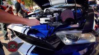 SEMA 2013 - Hybrid V7 Quick Detailer Spray Sealant - Chemical Guys Car Care Las Vegas