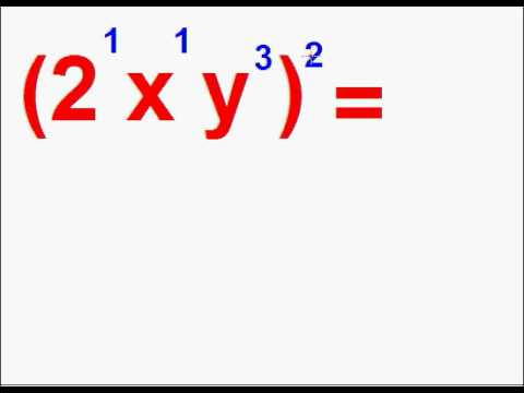 exponents in paranthesis  · can you explain what to do when the exponents are outside the parenthesis example : -3 [exponent] 2 (-3) [ exponent ] 2.