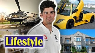 Alastair Cook Income, Net Worth, House, Cars, Biography, Awards, Records, Wife, Family & Lifestyle