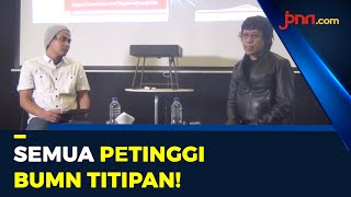 Adian Napitupulu: Semua Komisaris dan Direksi BUMN Titipan - JPNN.com
