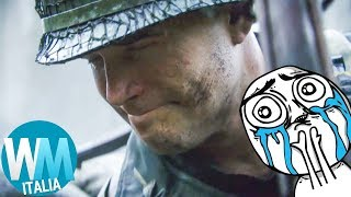 Top 10 Volte che CALL OF DUTY ha fatto PIANGERE pure i VERI DURI!