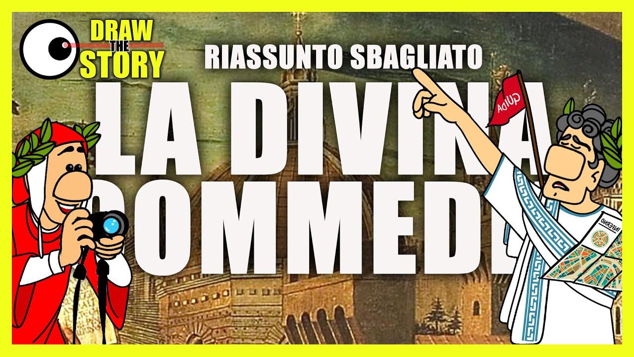 Download La DIVINA COMMEDIA ma è disegnata MALE e riassunta PEGGIO 📕 Draw The Story