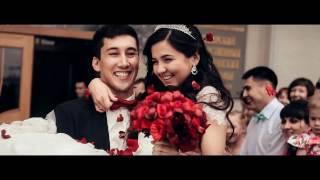 Великолепная Свадьба прекрасных ребят в Уфе