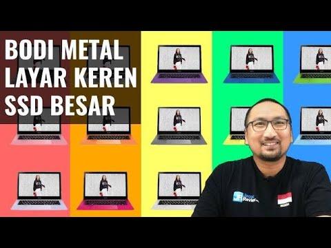 Laptop SSD Besar, Tipis, Bodi Metal, Cantik, Layar Keren: Avita Liber Core i7-8550U - Indonesia