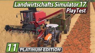 LS17 Platinum 🚜 Automatisch verkaufen ► #11 Landwirtschafts Simulator 17 deutsch PlayTest