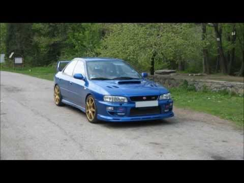subaru impreza awd gt turbo 555 youtube. Black Bedroom Furniture Sets. Home Design Ideas