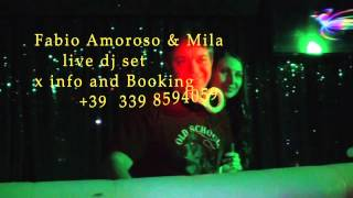 Fabio Amoroso & Mila Love Party Magic Fly ven 29 Nov 2013