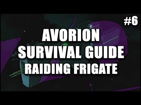 AVORION Survival Guide 6: Building a Raiding Ship! - 750,000 Credits & 90,000 Naonite Budgeted Build