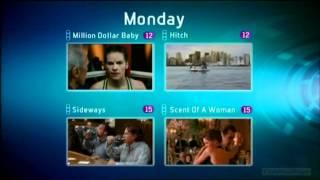 Sky Movies 2 UK Continuity 2006