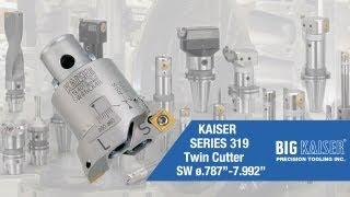 BIG KAISER 319 SW Twin Cutter