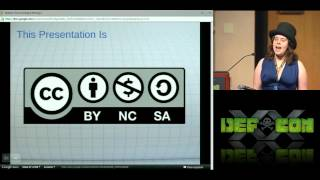 Repeat youtube video Katy Levinson Defcon 20 - Robots: You're Still Doing It Wrong