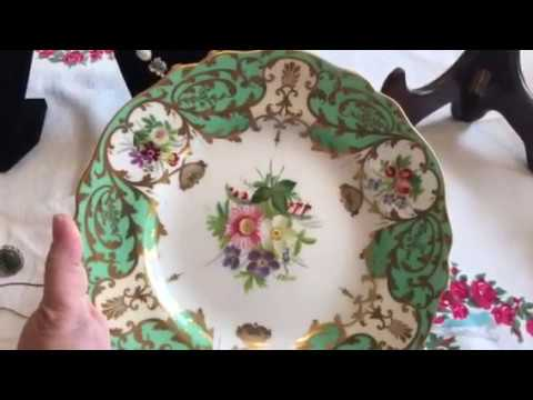 Estate Sale Garage Sale Finds Video #74 Sterling Gold Jewelry Antique China